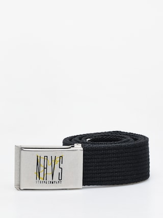 Nervous Mixed Belt (black/silver)
