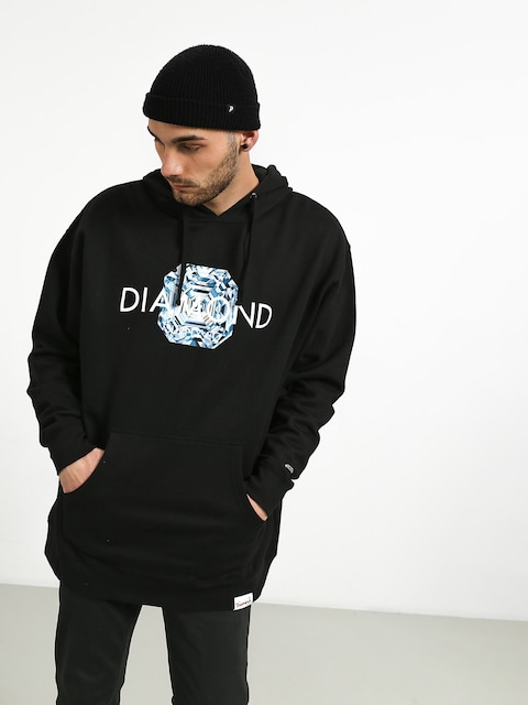 Diamond Supply Co. Asscher Cut HD Hoodie