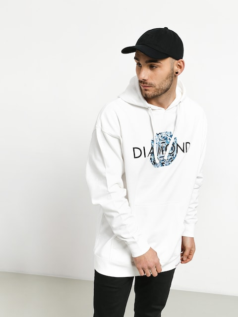 Diamond Supply Co. Asscher Cut Sweatshirt