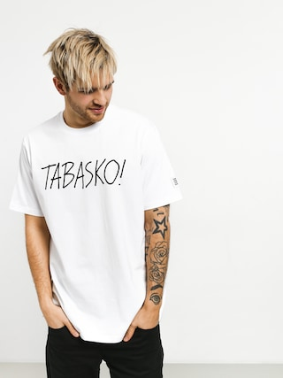 Tabasko Tag T-shirt (white)