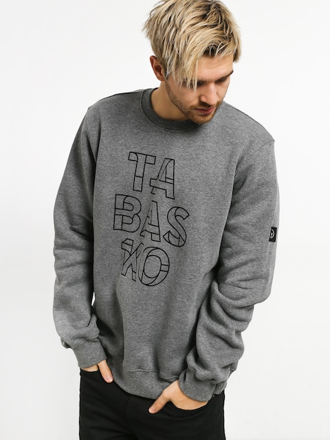 Tabasko Linear Sweatshirt (grey)