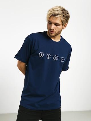 Tabasko Circle T-shirt (navy)