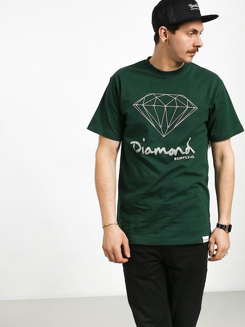 Diamond Supply Co. Og Sign T-shirt