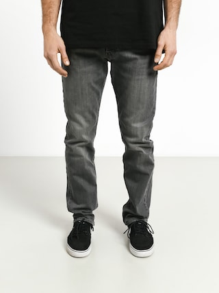 DC Worker Straight Pants (light grey)