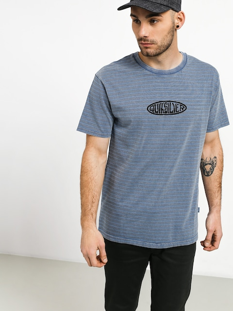 Quiksilver OG Stripes & Art. T-shirt