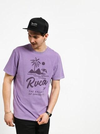 RVCA Mai Thai T-shirt (lavender)