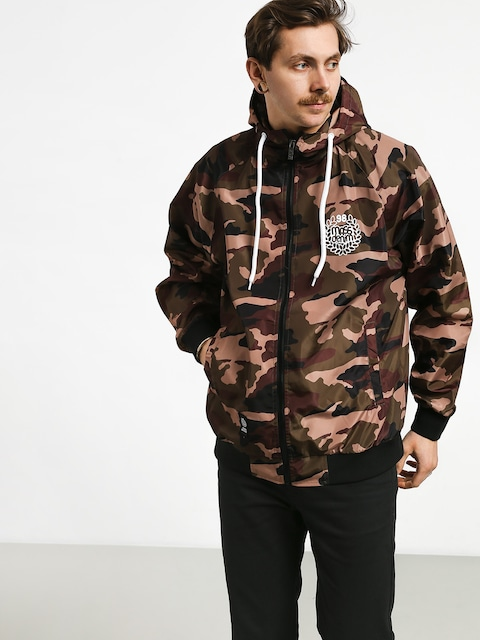 MassDnm Base Jacket (woodland camo)