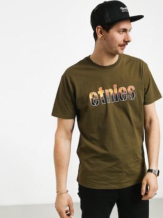 Etnies Landscape T-shirt (military)