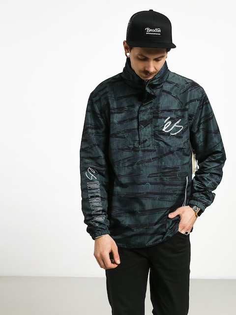 Es Court Jacket (olive/black)