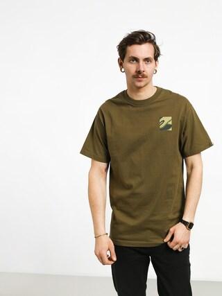 Es Color Field T-shirt (olive)