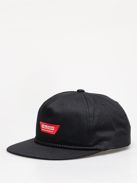 Volcom Stone Brew ZD Cap (blk)