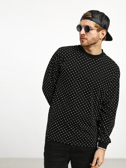 The Hive Dots Longsleeve (black)