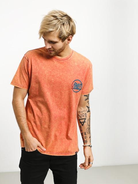 Etnies Retro T-shirt (rust)