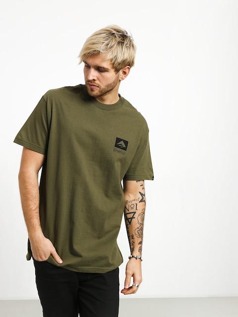Emerica Brand Combo T-shirt (army)