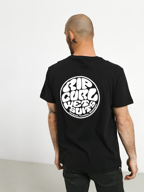 Rip Curl Original Wetty T-shirt (black)