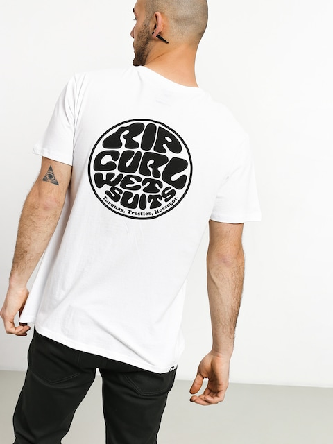 Rip Curl Original Wetty T-shirt (optical white)