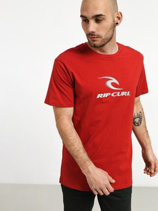 Rip Curl Iconic T-shirt (red)