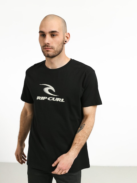 Rip Curl Iconic T-shirt (black)