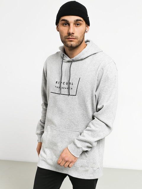 Rip Curl Daily Fleece HD Hoodie (cement marle)