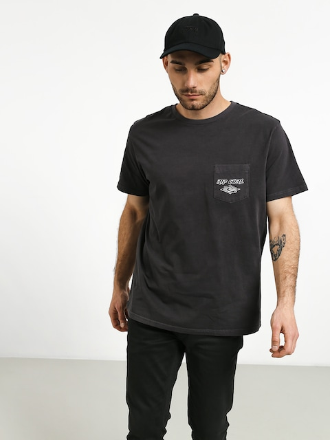 Rip Curl So Authentic T-shirt (anthracite)