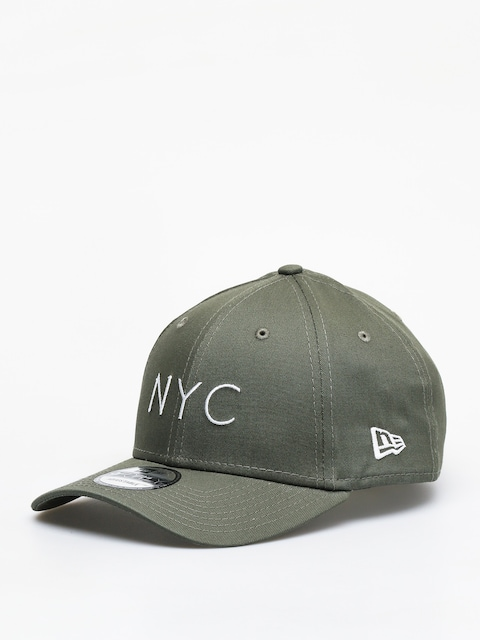 New Era 9Forty Essential ZD Cap (olive/optic white)