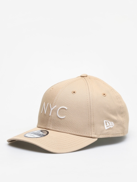 New Era 9Forty Essential ZD Cap (camel/optic white)