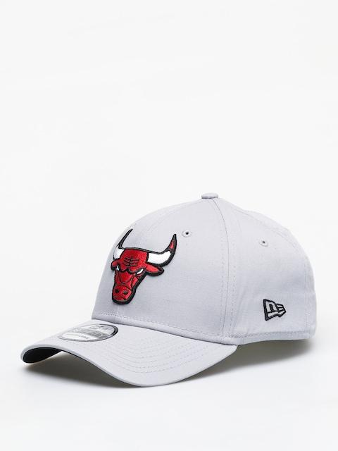 New Era 39Thirty Nba Team Chicago Bulls ZD Cap (gray)