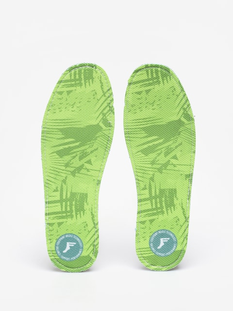 Footprint Flat Kingfoam Insoles Film