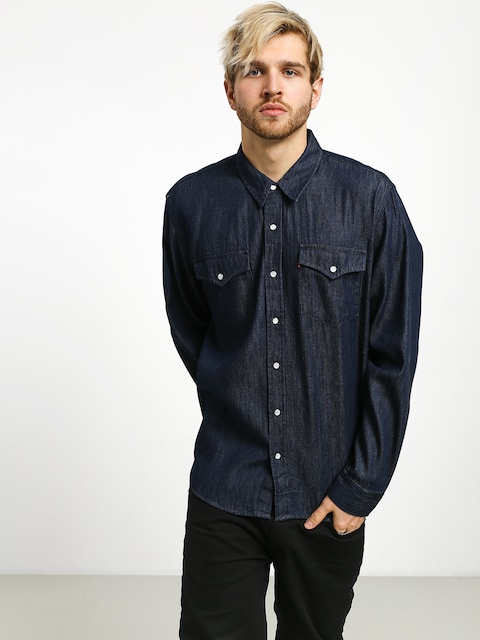 Levi's Western Shirt (western rinse)