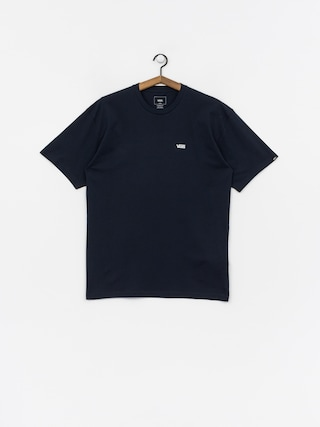 Vans Left Chest Logo T-shirt (navy/white)