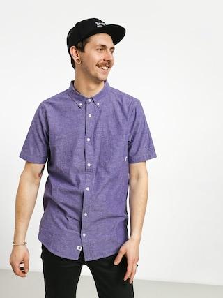 Element Greene Neps Shirt (gentian violet)