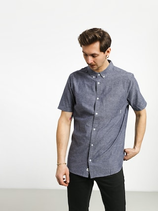 Element Greene Neps Shirt (navy)
