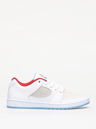 Es Accel Slim Shoes (white/white/blue)