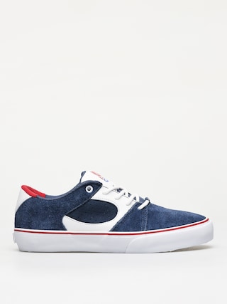 Es Square Three Shoes (navy/white/red)