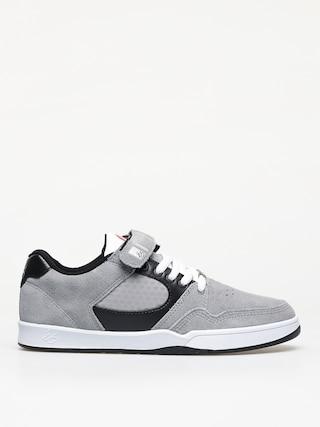 Es Accel Slim Plus Shoes (grey/black/white)