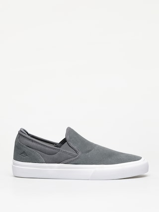 Emerica Wino G6 Slip On Shoes (grey)