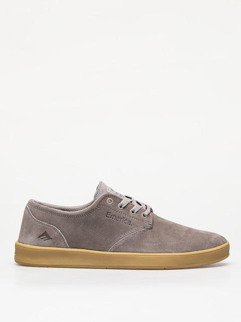 Emerica The Romero Laced Shoes (warm grey/tan)