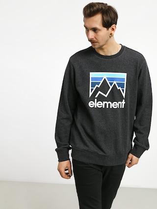 Element Joint Cr Sweatshirt (charcoal heather)