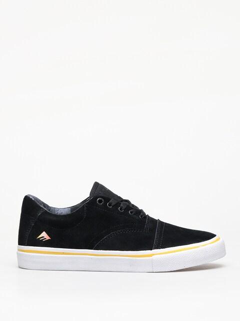 Emerica Provider X Psockadelic Shoes (black)