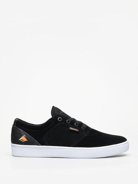 Emerica Figgy Dose X Psockadelic Shoes (black)