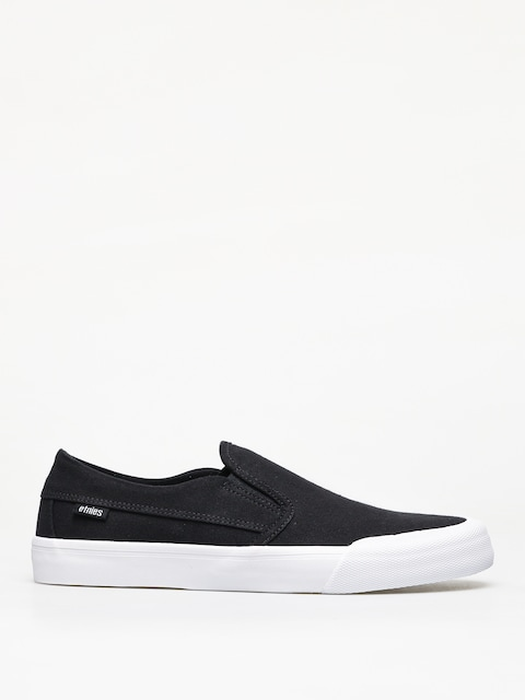 Etnies Langston Shoes (black/white/gum)