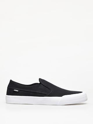 Etnies Langston Shoes (black/white/gum)