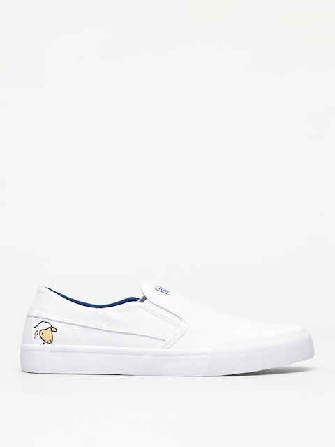 Etnies Langston X Sheep Shoes (white/blue)