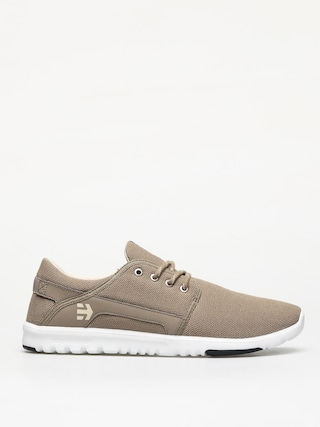 Etnies Scout Shoes (tan/white/black)