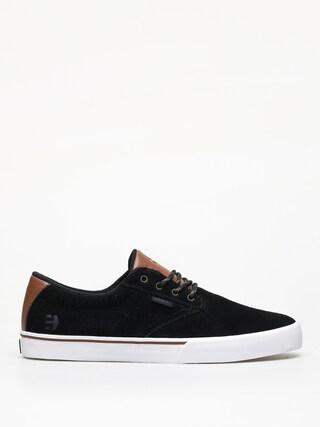 Etnies Jameson Vulc Shoes (black/gold)