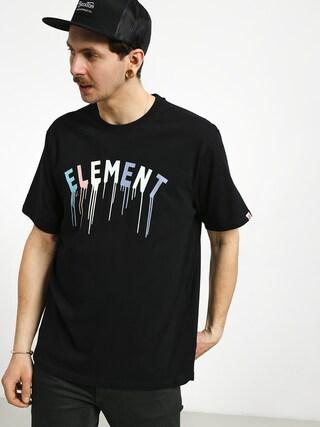 Element Stencil T-shirt (flint black)