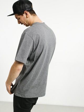 Element Stencil T-shirt (grey heather)