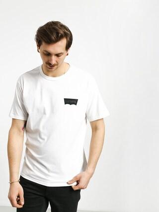 Levi's Graphic T-shirt (white core batwing black)