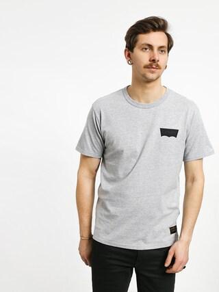 Levi's Graphic T-shirt (heather grey core batwing black)
