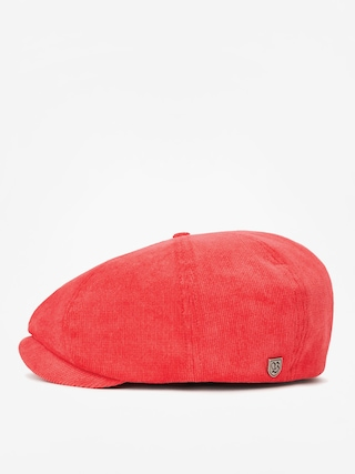 Brixton Brood Snap ZD Flat cap (red)